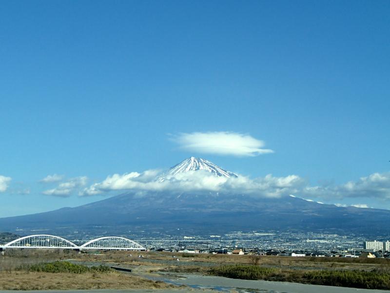 Fujisan140120