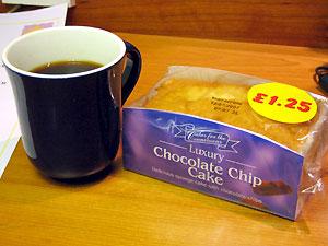 Chocochipcake